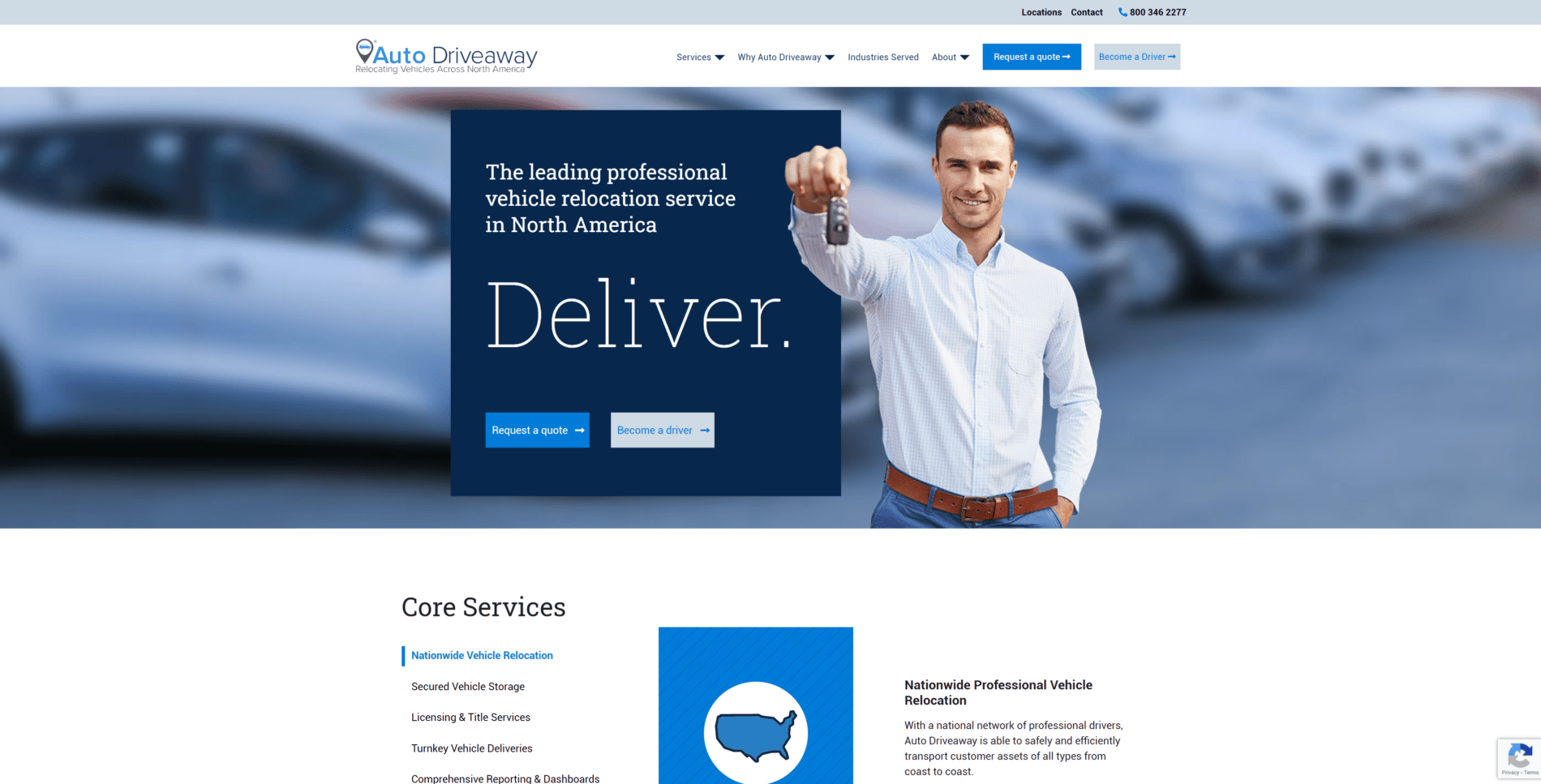 10 Excellent Examples Of B2b Web Design